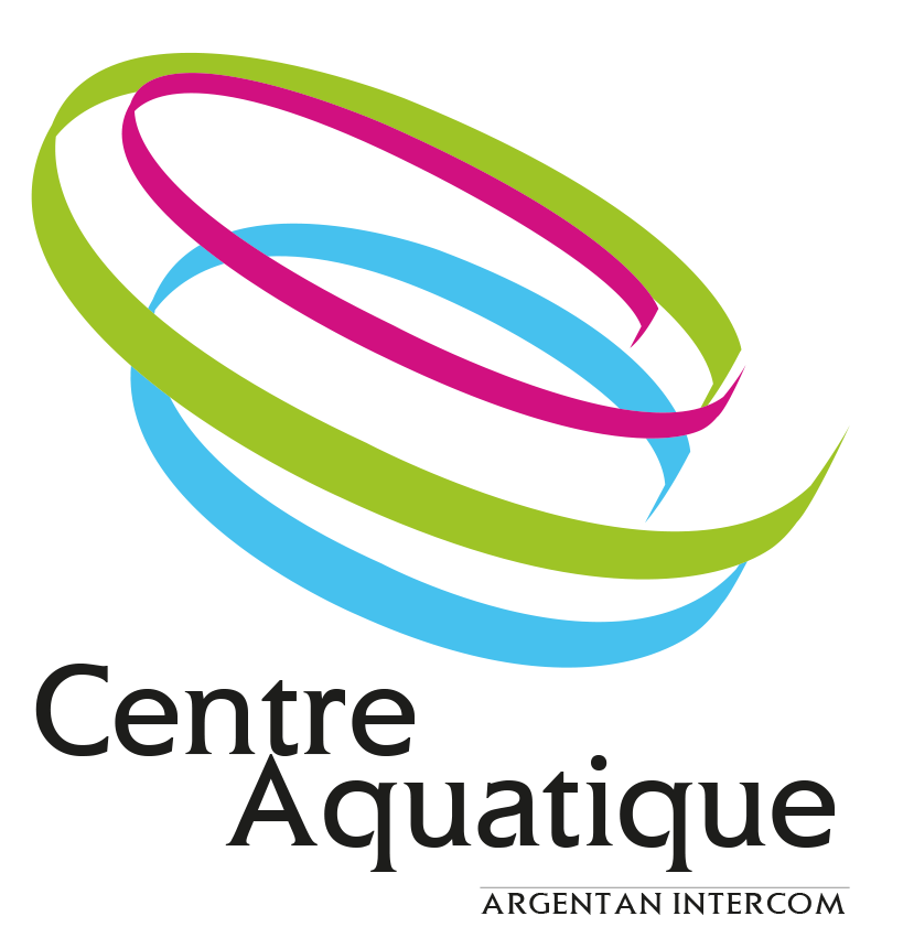 Logo du centre aquatique d'Argentan Intercom