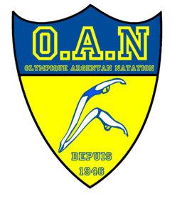Logo Olympique natation