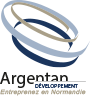 Site internet d'Argentan Développement